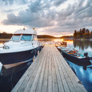 Coastal Insurance Brokers boat 1